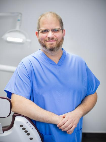Dr. Ferentzi Balázs - Lead Dentist